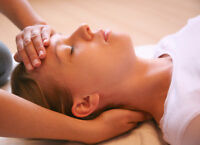 TRY REIKI THERAPY FOR STRESS & PAIN RELIEF