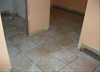 CHEAPEST TILING SERVICE IN THE CITY!