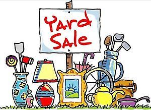 LARGEST garage sale you will ever go to!  Worth the drive!