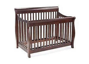 Crib to double bed conversion - AP industries