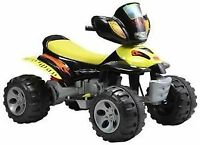Brand New 12V Child Ride-On 4 Wheel ATV with Music Sp Sale