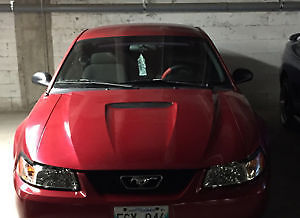 **1999 Ford Mustang Coupe**
