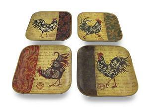 Decorative Rooster Plates  sc 1 st  eBay & Rooster Plates | eBay