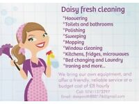 Cleaning service. Reliable, trustworthy, friendly and affordable!