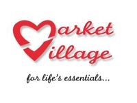 Retail Space to Let Market Village Northfield