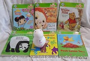 Leapfrog Tag Junior Learn To Read Set