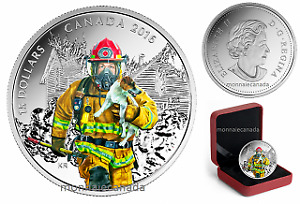 canadian mint firefighter coin