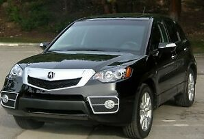 2010 black Acura RDX - navigation package