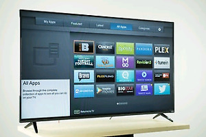 "Vizio 40"" smart LED tv in great shape !"