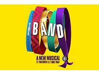 The Band Musical - Theatre Royal Norwich - Thursday 8th Feb - Single ticket (front row circle)