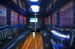 Night out? Take a Limousine