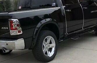 Dodge Ram Big Horn 1500 Chrome Tail Light Covers 2009-2019