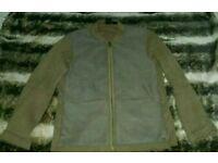 Armani Men's Bomber Jacket Size M