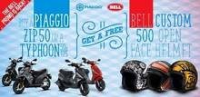 Piaggio ZIP 50cc 2T Scooter (new - 2 year warranty) Fulham West Torrens Area Preview