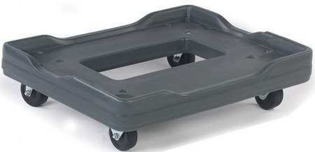 ORBIS DGS6040 Dolly Grey 3 Container Dolly,650 lb.
