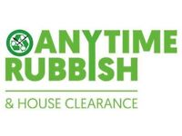 ## ANYTIME RUBBISH & HOUSE CLEARANCE##