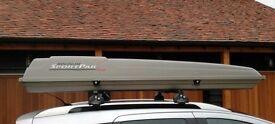 Karrite Magnum Sport Pak roof box