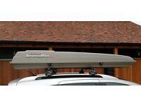 Karrite Magnum Sport Pak roof box - large capacity