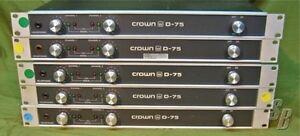 RECHERCHE Crown DC 300 150 60 75 45 IC 150 PSA2