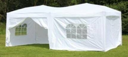 White Gazebo Bowen Mountain Hawkesbury Area Preview