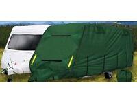Waterproof Caravan Cover