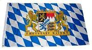 Freistaat Bayern Fahne