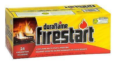 Duraflame 2444 Firestart Firelighters, 24-Pack