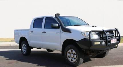 2008 Toyota Hilux Ute 4X4 Turbo Diesel