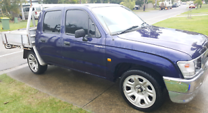 Toyota Hilux Dual Cab Arundel Gold Coast City Preview