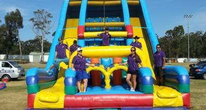 Jumping Castle Operator  Lowood - Minden - Gatton Area's WANTED