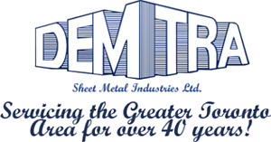 Custom Sheet Metal Fabrication in Toronto! - Demtra