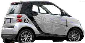 2009 Smart Passion Coupe 70000Km