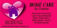 Looking To Do Homecare  For  Seniors