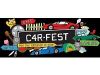 CARFEST SOUTH WEEKEND CAMPING TICKET FOR SALE BELOW FACE VALUE, 1 x ADULT TICKET ONLY £90 INCL DEL