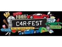 CARFEST NORTH 4 x adult DAY TICKETS FOR SUNDAY