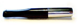 Cigarette Holder Denicotea Black and Silver color