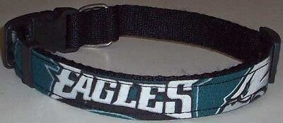 Philadelphia Eagles Collar Cat Dog Med Pet Pro Football Fan Gear Nfl Team Shop M