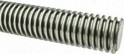 1 - 5 X 36 Inch 3 Foot Acme Threaded Rod 3ft