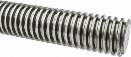 "3/4"" - 6 x 72 inch (6 foot) Acme Threaded Rod 6FT"