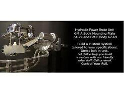 Hydroboost  Performance  Braking
