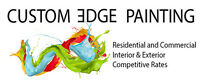 Painting services by Custom Edge Painting