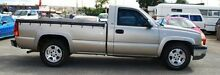 2004 Chevrolet Silverado CK Pick Up Silver Automatic Bellevue Swan Area Preview