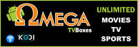 Android TV Box - Omega: Movies, TV, Live Sports