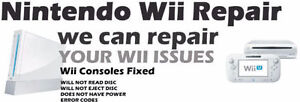 We  Fix UR WII, WII U and Nintendo *** Professional Services ***