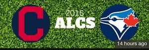 TORONTO BLUE JAYS ALCS GAME 5