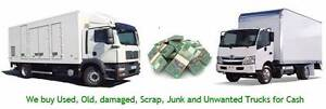 Wanted: Cash for unwanted Toyota cars, 4wds, Trucks, Utes and Van Rockingham Rockingham Area Preview