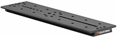 Celestron CGEM & CGE Universal Mounting Plate ~ Dovetail Bar For Mount ~ NEW