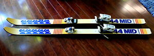K2 44MID Skis & Bindings