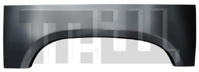 Upper Rear Wheel Arch Quarter Panel fits 05-11 Dodge Dakota-LEFT