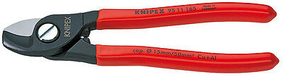 Knipex 9511165 6 1/2-Inch Cable Shears
